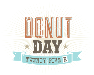 Donut Day Logo